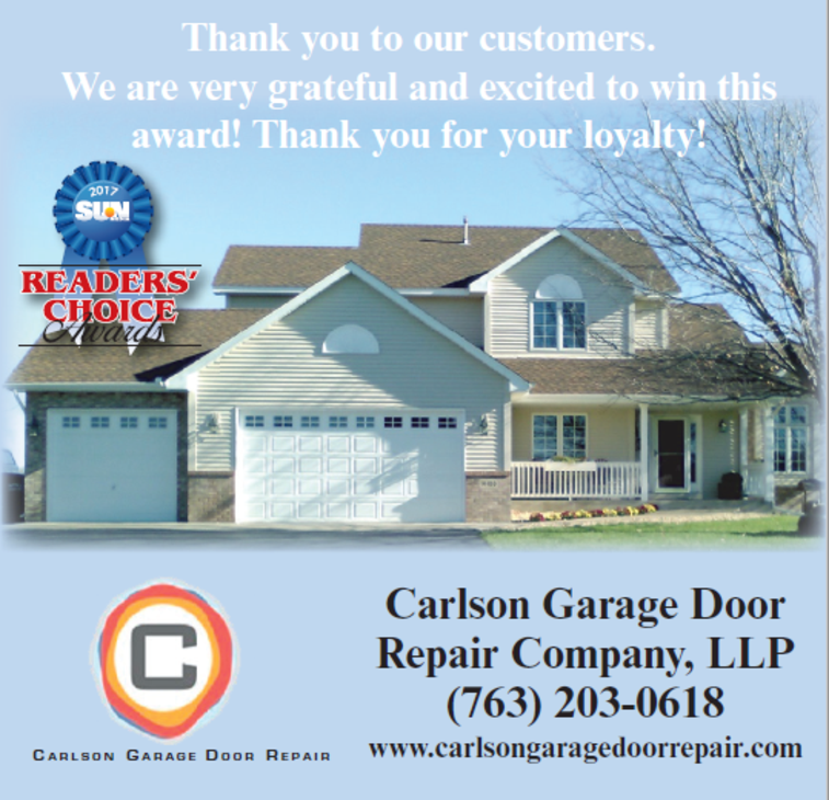Carlson Garage Door Repair Crystal, MN on cabinet door repair, garage storage, door jamb repair, garage sale signs, shower door repair, refrigerator door repair, sliding door repair, garage kits, garage ideas, garage walls, garage doors product, pocket door repair, garage car repair, backyard door repair, auto door repair, anderson storm door repair, interior door repair, this old house door repair, home door repair, diy garage repair,
