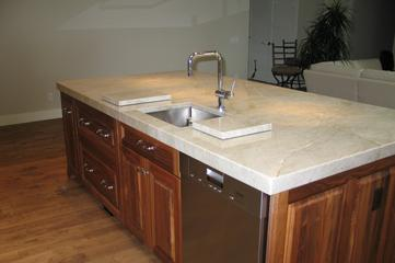 Countertops by Complete Cabinet Works in Langley B.C