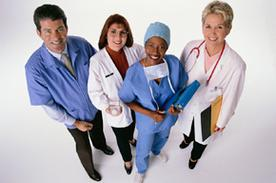 Our medical professionals are ready to come work for you!