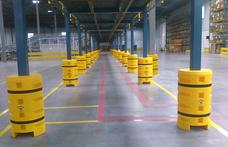 impact protection for parking structures