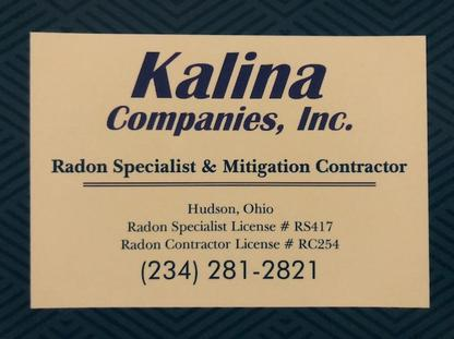 Cleveland Ohio Radon Testing and Mitigation