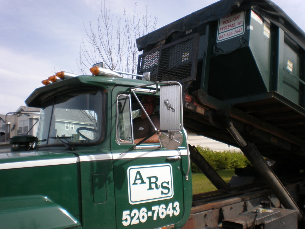 ARS Dumpster Rental and Roll Off Container Service