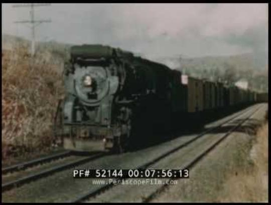 An educational travelog and documentary produced by the New Haven, Alco & GE.