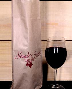 Custom wine and liquor bags