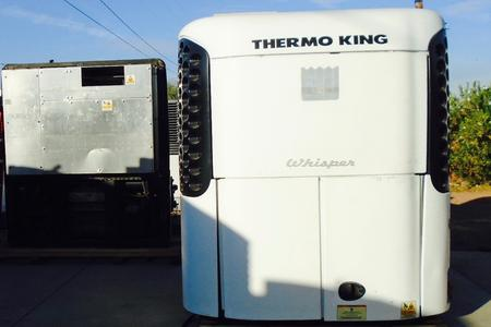 2007 Utility Reefer Trailer Thermo King