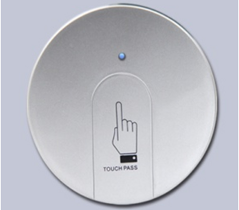 Wireless push button