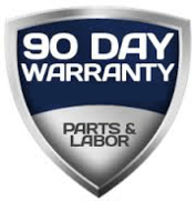 90 day limited warranty used copiers