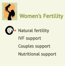 Women's fertility, natural fertility, IVF support, Couples support, Nutritional support at Ondol Clinic, Toowong