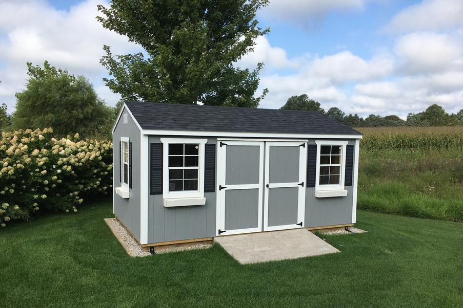 ask us today why we are the 1 shed builder in illinois - Garden Sheds Eureka Il