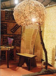 Yamazakura floor lamp