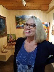 Sigrig Long is a Fine Custom Jewelry Designer and Owner of the Natural Accents Gallery in Taos, NM