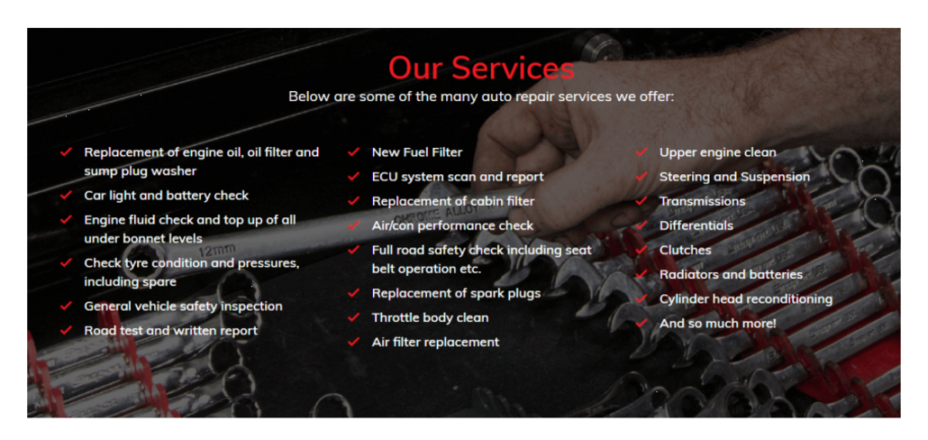 Mechanic Toowong