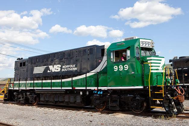 NS No. 999, the only BP4 ever produced.