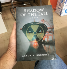 Shadow Of The Fall book cover