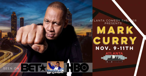 Mark Curry Atlanta Comedy Uptown Comedy Punchline Comedy