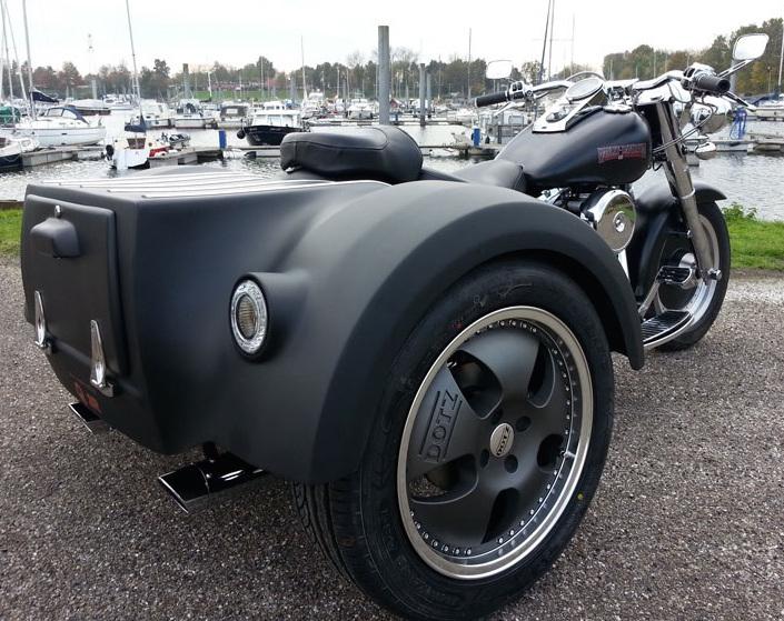 Qtec-Engineering - Harley Quad, Harley Trike, Harley Reverse
