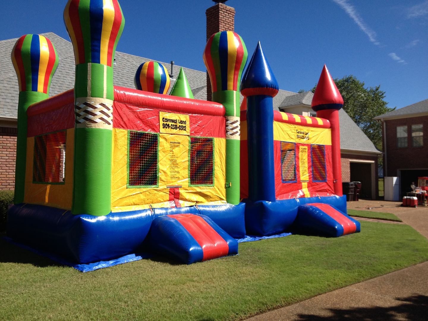 Image result for bounce house rentals