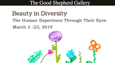 Beauty in Diversity at Good Shepherd Gallery
