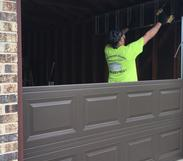 new garage doors installation in Chicago IL