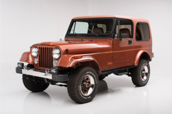83 Jeep CJ-7 Limited