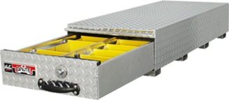 Rhino Linings of Charleston offers a full array of tool box options'