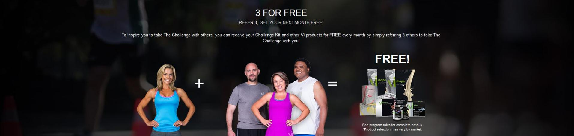 Get Free Protein Powder, Supplements, And Energy Drinks With The Vi 3 For FREE Incentive Program More Details Located Here http://www.FreeProteinPowder.com