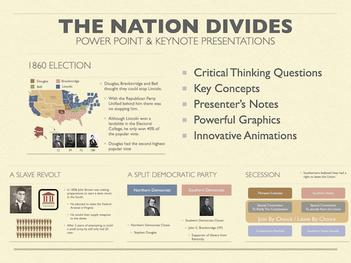 The Nation Divides PowerPoint