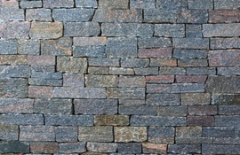 Vineyard Granite Ledgestone Thin Stone Veneer By Stoneyard