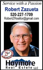 Robert Zazueta, Realtor, Haymore Real Estate LLC