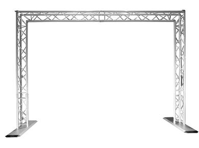​Chauvet Lighting lightweight Aluminum Truss Goal Kit