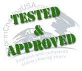 Storm Chasing Tours Adventures Tested & Approved