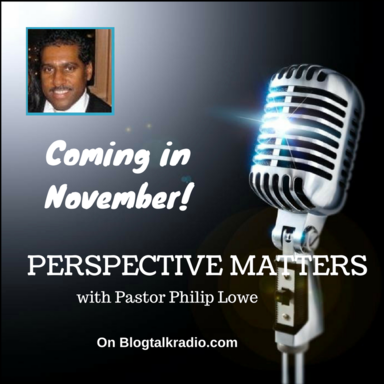 Perspective Matters Reality Radio Podcast