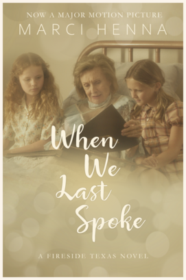 When We Last Spoke front cover