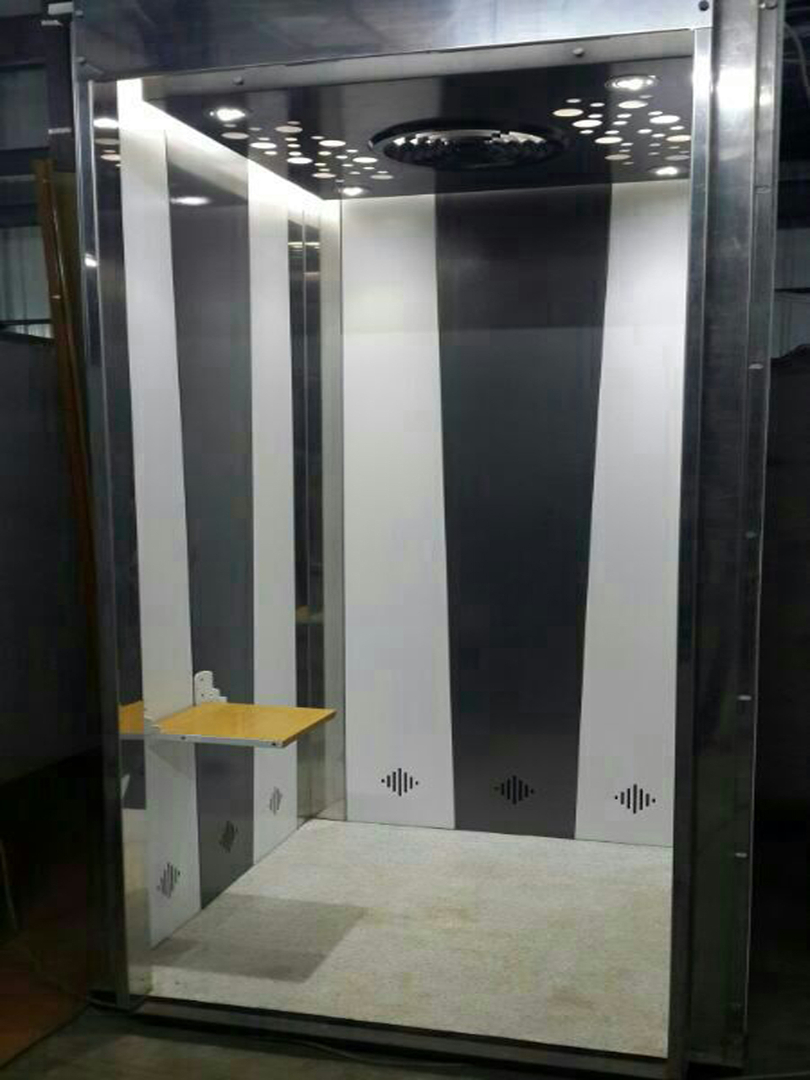 Vtec Elevators Ms Elevator Car Finishing Ms Elevator Cabin