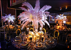 GREAT GATSBY QUINCEANERA QUINCES