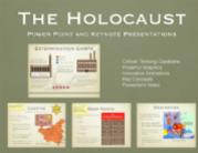 WWII The Holocaust PowerPoint