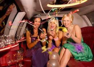 Birthday Limo Party ideas | NYC