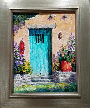 The Natural Accents Gallery of Taos - Exhibiting Dennis Parker, Oils Artist