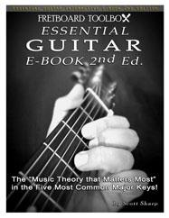 Essential Guitar Interactive E-Book Fretboard Toolbox