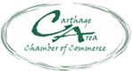 Carthage Area Chamber of Commerce Logo