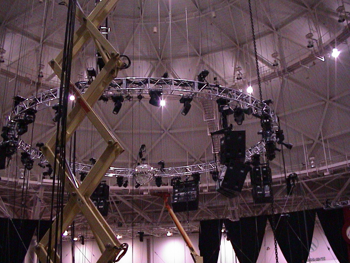 Entertainment Rigging Services