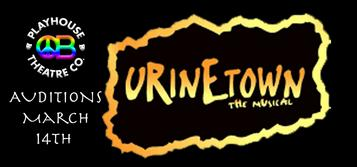 AUDITIONS FOR URINETOWN
