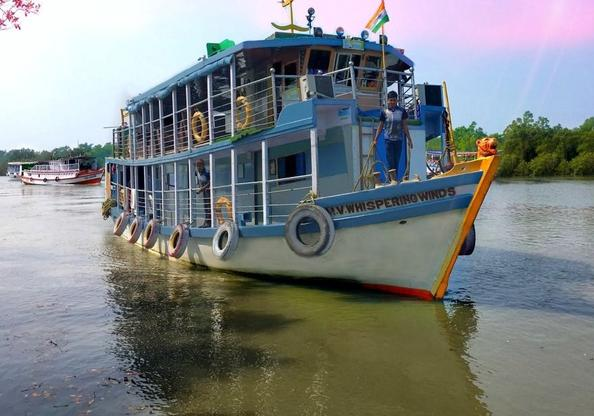 Sundarbans Houseboat Launch Booking Mangrove Forest tour Safari
