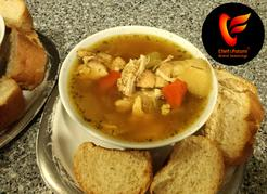 Hearty Chicken Vegetable Soup-Chef of the Future-Your Source for Quality Seasoning Rubs