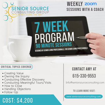 Senior Source Consulting Group