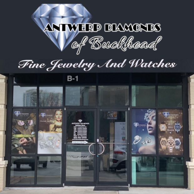 Antwerp Diamonds of Buckhead