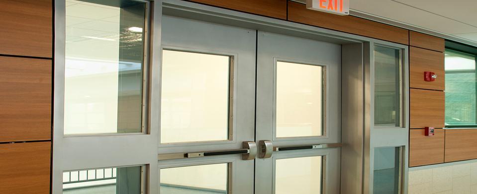 Commercial Steel Entry Doors Aluminum Storefront