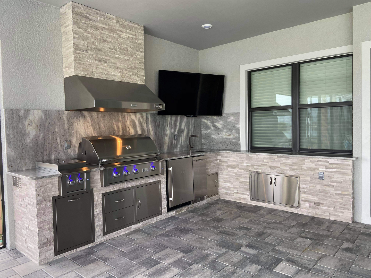 Outdoor Kitchens Of Southwest Florida Home