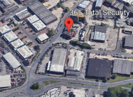 Google Earth Security Systems 45B Holbeck Lane, Leeds, LS11 9UL