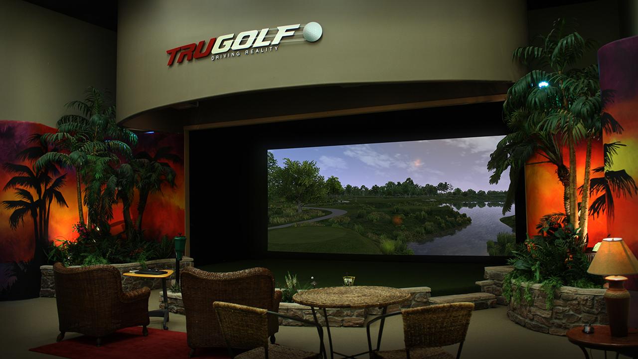 Simulator - Indoor Golf Design